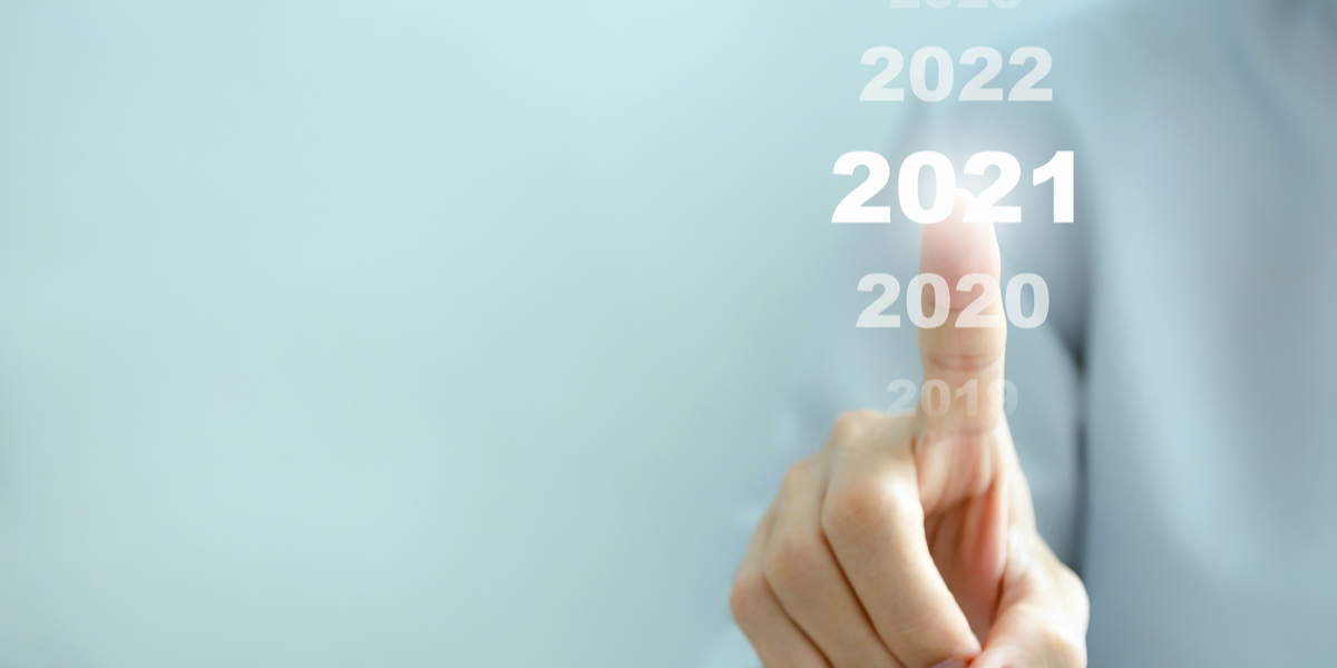 Recapping the year 2020 and transitioning to 2021